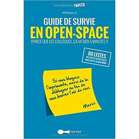 Guide de survie en openspace