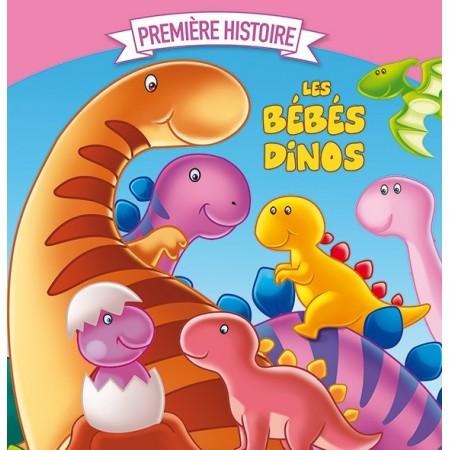 Première histoire - Les bébés dino