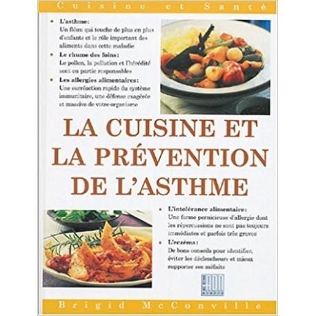 Cuisine et prévention de l'asthme