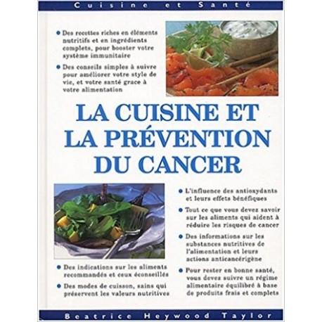 La Cuisine et la Prévention du cancer