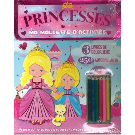 Ma mallette d'activités Princesses
