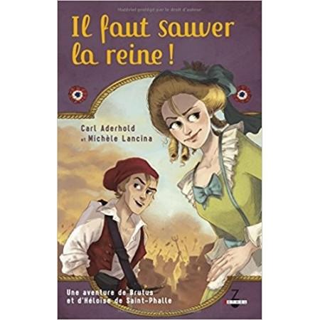 Une aventure de Brutus et d'Héloïse de Saint-Phalle Tome 1