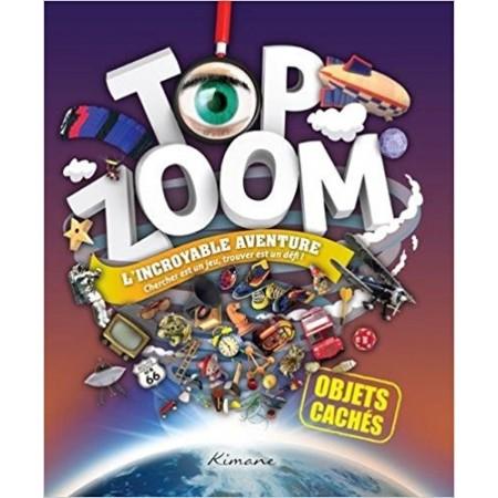 Top Zoom, objets cachés