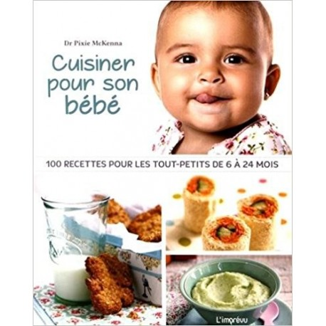 Cuisiner pour son bébé