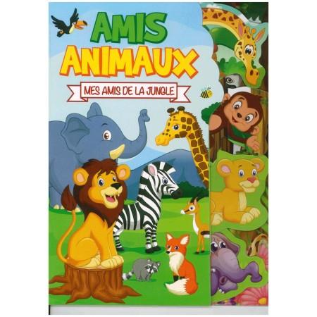 Amis animaux - Mes amis de la jungle