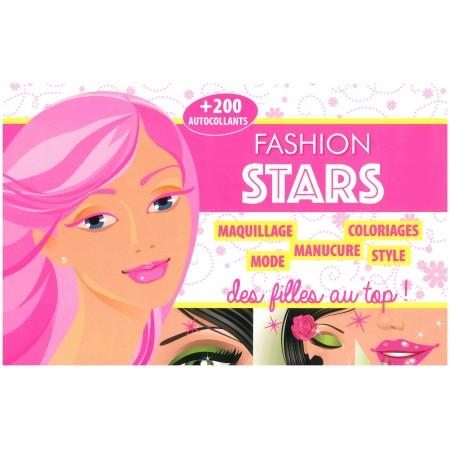Fashion star - des filles au top (bloc géant)