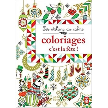 Coloriages C'est la fête !