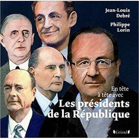 En tête à tête avec les présidents de la République