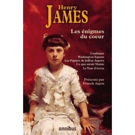 Les Enigmes du coeur - Henry James