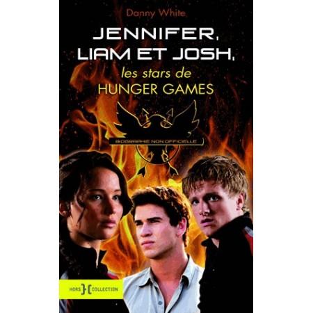 Les stars de Hunger Games - Biographie non officielle