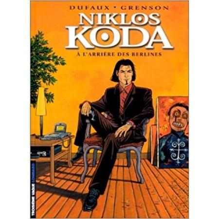 Niklos Koda Tome 1 : A l'arrière des berlines