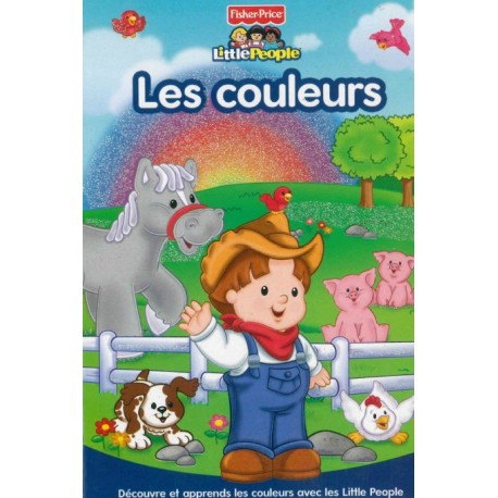 Les couleurs Fisher Price