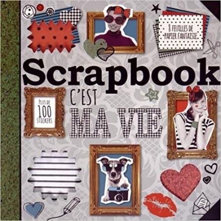 Scrapbook C'est ma vie