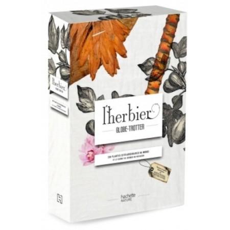 Coffret L'herbier globe-trotter - Avec un carnet botanique
