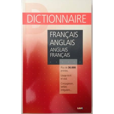 DICTIONNAIRE - Français-Anglais & Anglais-Français