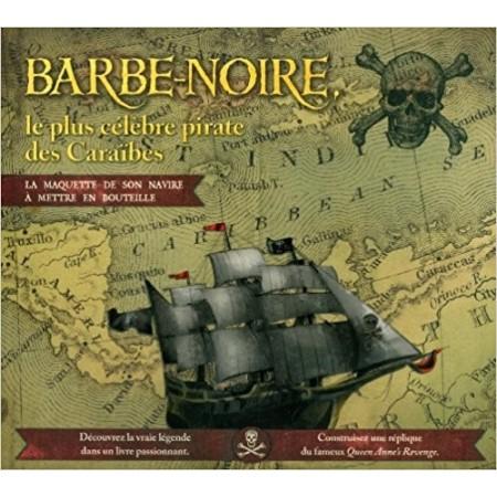 Barbe noire le plus célèbre pirate des caraïbes Coffret