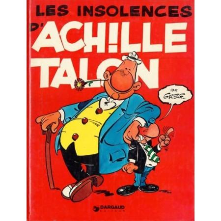 ACHILE TALON - Les insolences