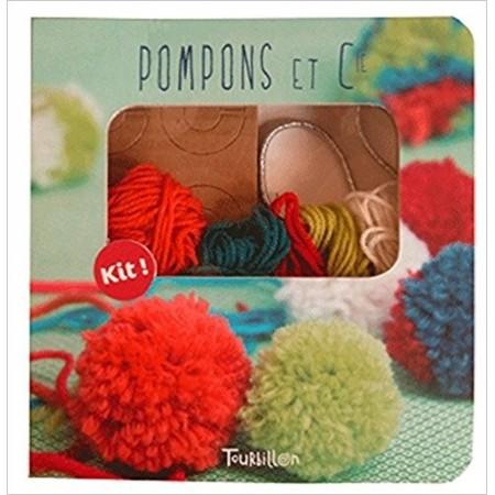 Pompons et Cie (Coffret)