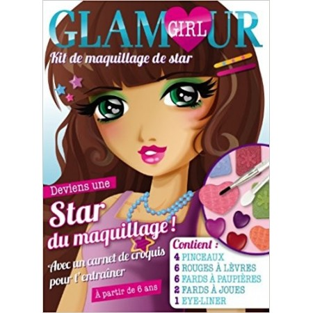 Glamour Girl, kit de maquillage de star