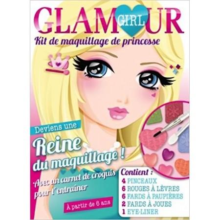 Glamour Girl, kit de maquillage de princesse