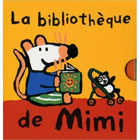 La bibliothèque de Mimi Coffret