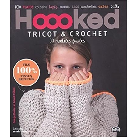 Hoooked - Tricot & crochet