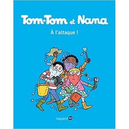 Tom-Tom et Nana, Tome 28 : À l'attaque