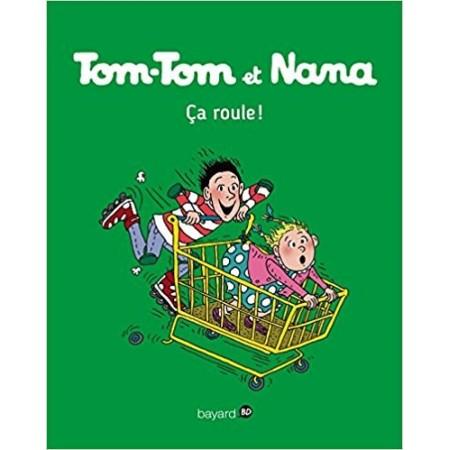 Tom-Tom et Nana, Tome 31 : Ça roule