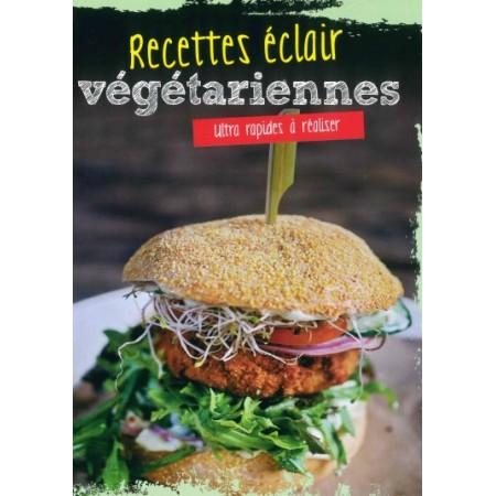Recettes éclair végétariennes