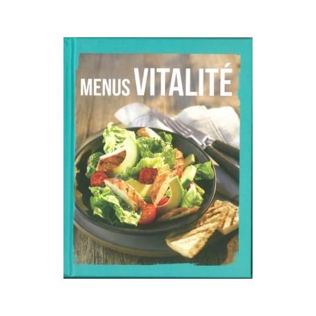 Menus vitalité