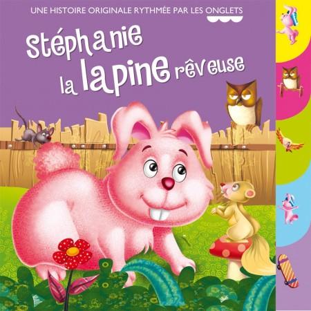 Stéphanie la lapine rêveuse