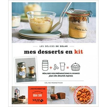 Mes desserts en kit