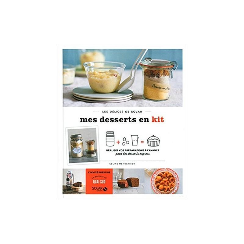 Cuisine mes desserts en kit 9782263069345 - Cuisine en kit but ...