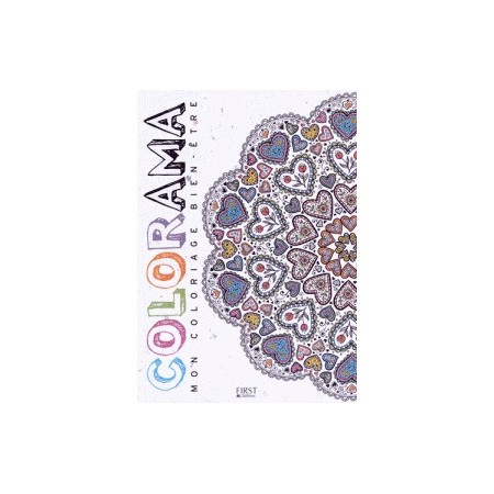 Colorama - Mon coloriage bien-être