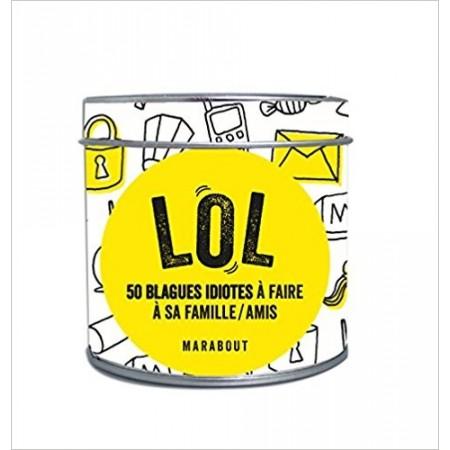 LOL - 50 blagues idiotes à faire à sa famille/amis