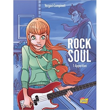 Rock Soul T1 Apparition