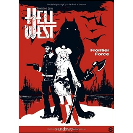 Hell West Tome 2 Wendigo