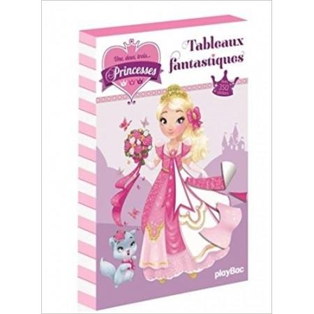Une, deux, trois... Princesses - Tableaux fantastiques Coffret