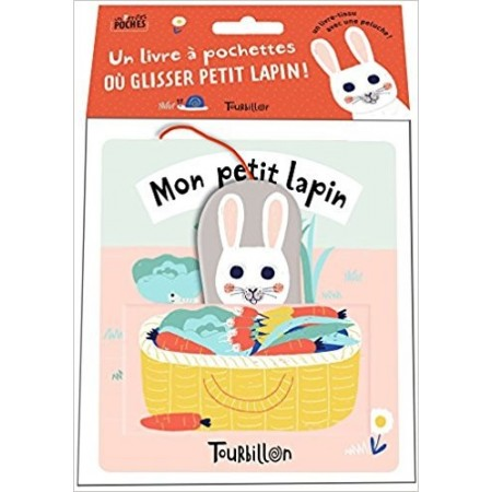 Mon petit lapin -Tissu
