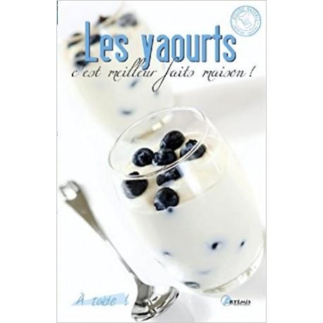 Les yaourts, c'est meilleur faits maison !