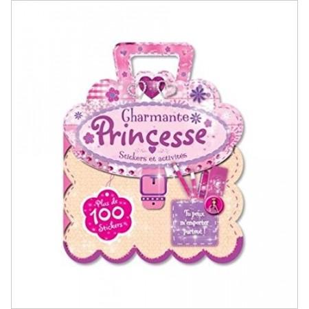 Charmante princesse - Stickers et activités