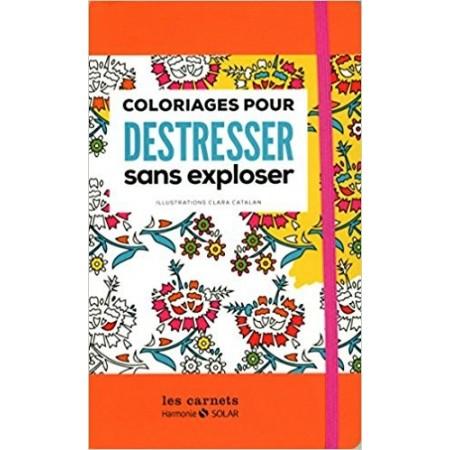Coloriages pour déstresser sans exploser