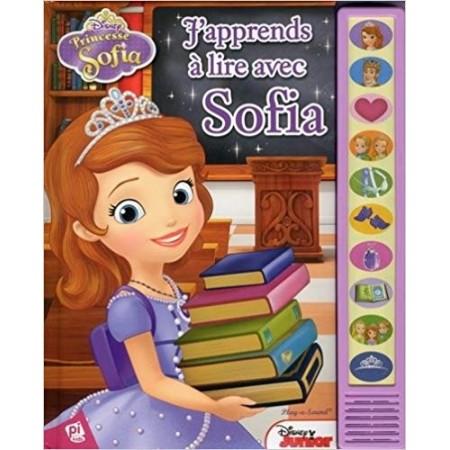 J'apprends à lire avec Sofia