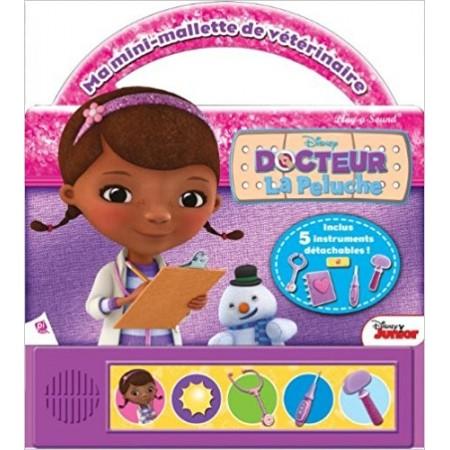 Docteur La Peluche - Ma mini-malette de vétérinaire