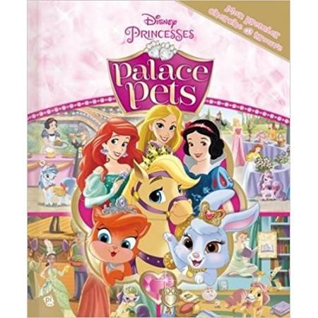 Disney Princesses Palace pets : Mon 1er Cherche et Trouve