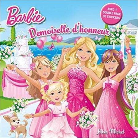 Barbie demoiselle d'honneur