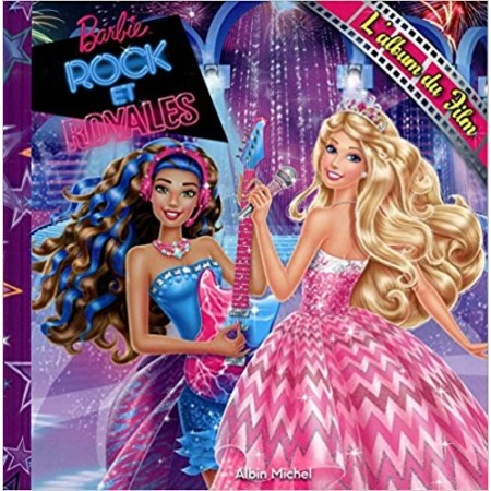 Barbie Rock et Royales