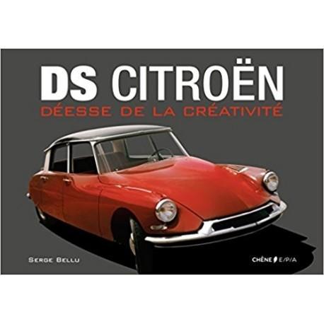 DS Citroën: Déesse de la créativité
