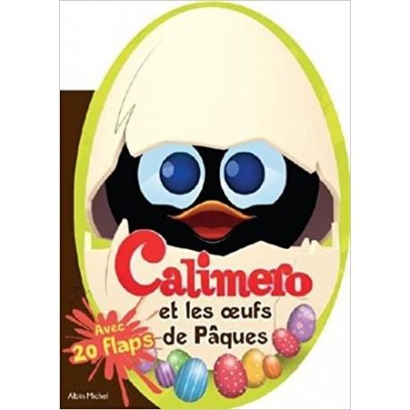 Calimero et les oeufs de Pâques