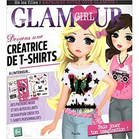 Deviens une créatrice de T-shirts